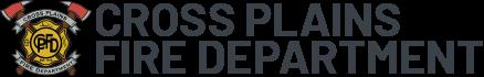 Cross Plains Fire Department Logo