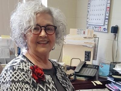 Ann Davis, Water Clerk