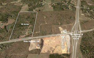 Brilliant Industrial Park - Aerial View