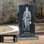 Coal Miner Memorial Marker