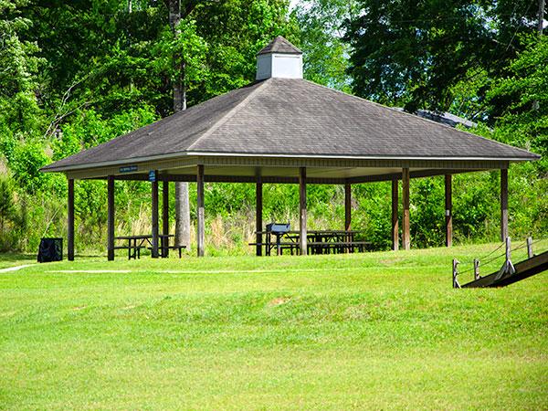 Brilliant Park Pavilion
