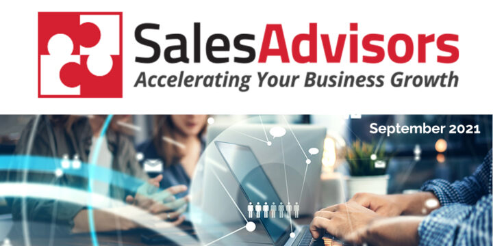 How to Craft the Right Sales Messaging | September 2021 Newsletter