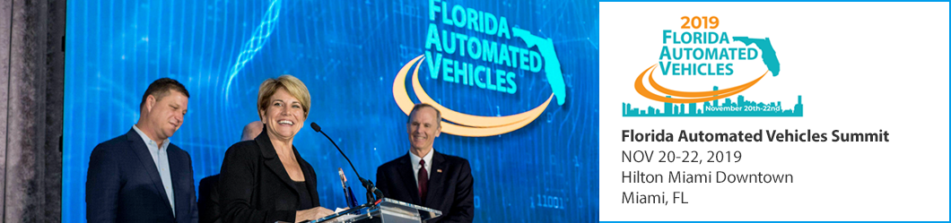 Florida Automated Vehicles Summit 2019