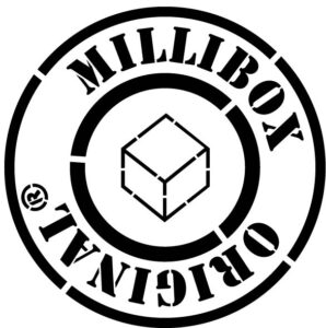 MilliBox Orginal(R) logo