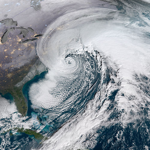Blizzard of 2018 left close to 80,000 homes and businesses without power.