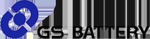 GS Battery logo.