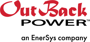 OutBack Power logo.