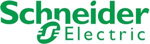 Schneider Electric logo.