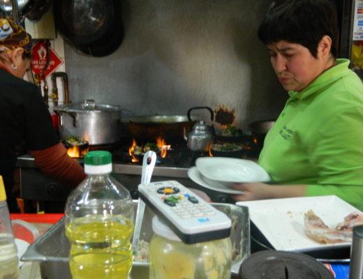 ¡Por Fin, La Ciudad!: Exploring the Chilean Capital