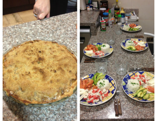 Apple Pie and Gohan: First Impressions