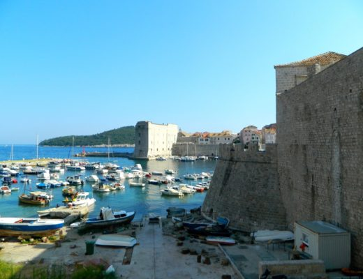 Walking the Walls in Dubrovnik: Touring the Old Town