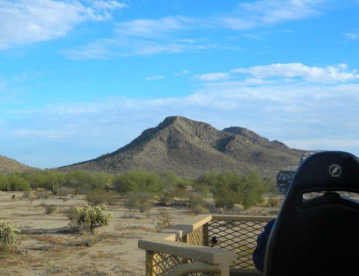 Home, Home on the Rancho: Lite Desert Living