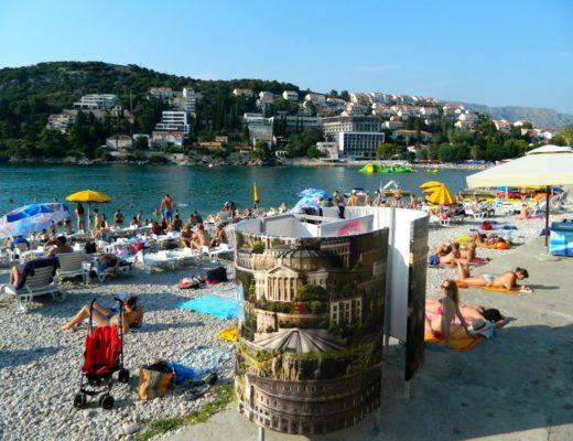 The Best Balkan Beaches: Dubrovnik