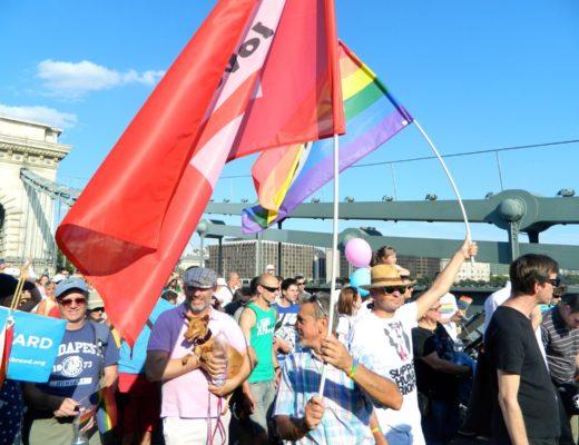 Hun-gay-ry: Budapest's 20th Pride Parade