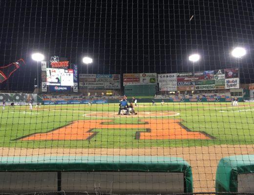 ¡Vamos Naranjeros!: Baseball in Mexico