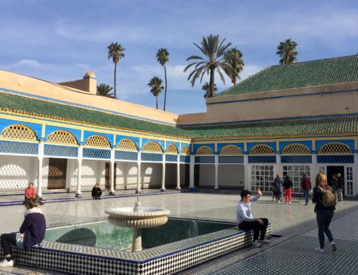 Must Sees in Marrakech: Forced Family Fun