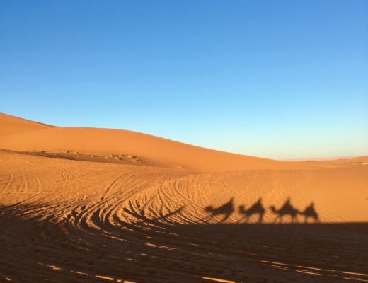 Into the Desert: Glamping in the Sahara