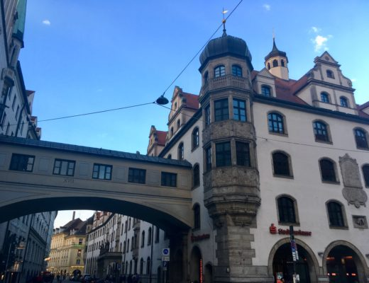 Couchsurfing: My München Experience
