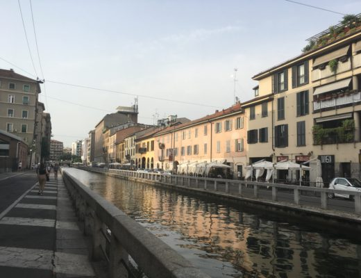 Mucking Around Milan: A City of Glamour & Gluttony