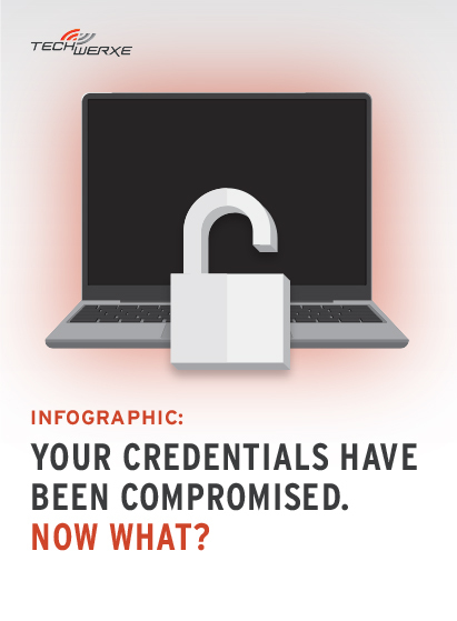 You've been compromised