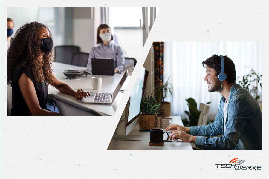 Technology Considerations for Hybrid Workforce