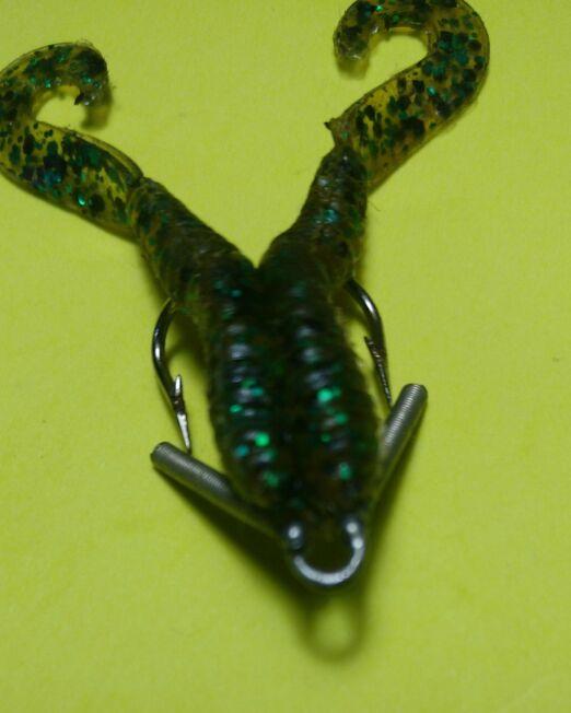 Baby Wormfrog