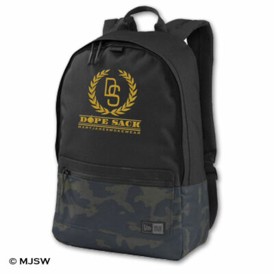 DopeSack Backpack Black Camo