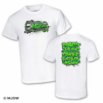 Graff White Mens Tee