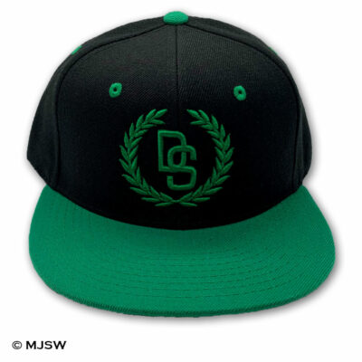 DS Crest Green Black