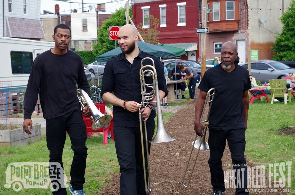 2016 06-04 Wheat Beer Fest - New Brass Sound 01