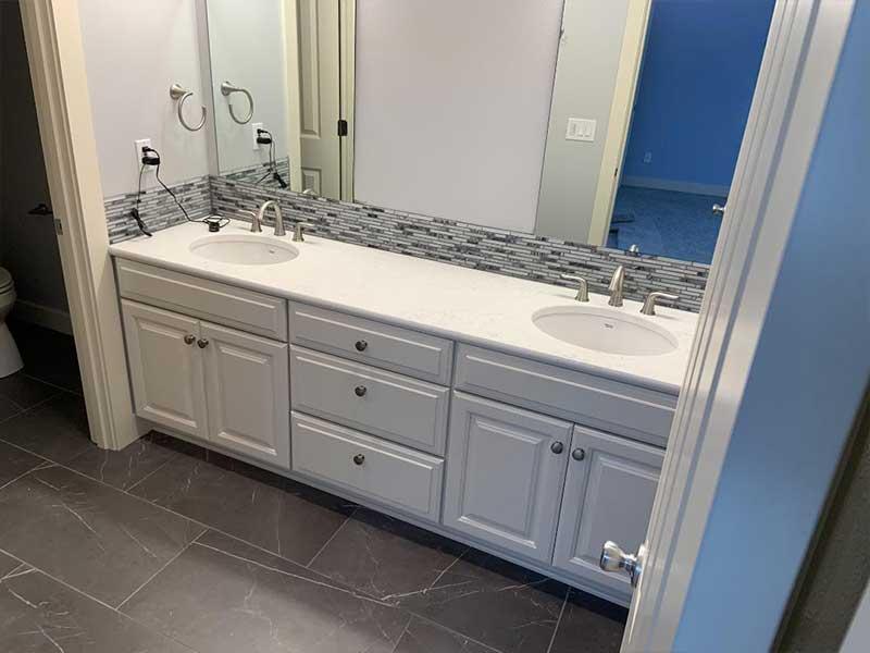 Lake Oswego Bathroom Remodel in neighboring Wilsonville