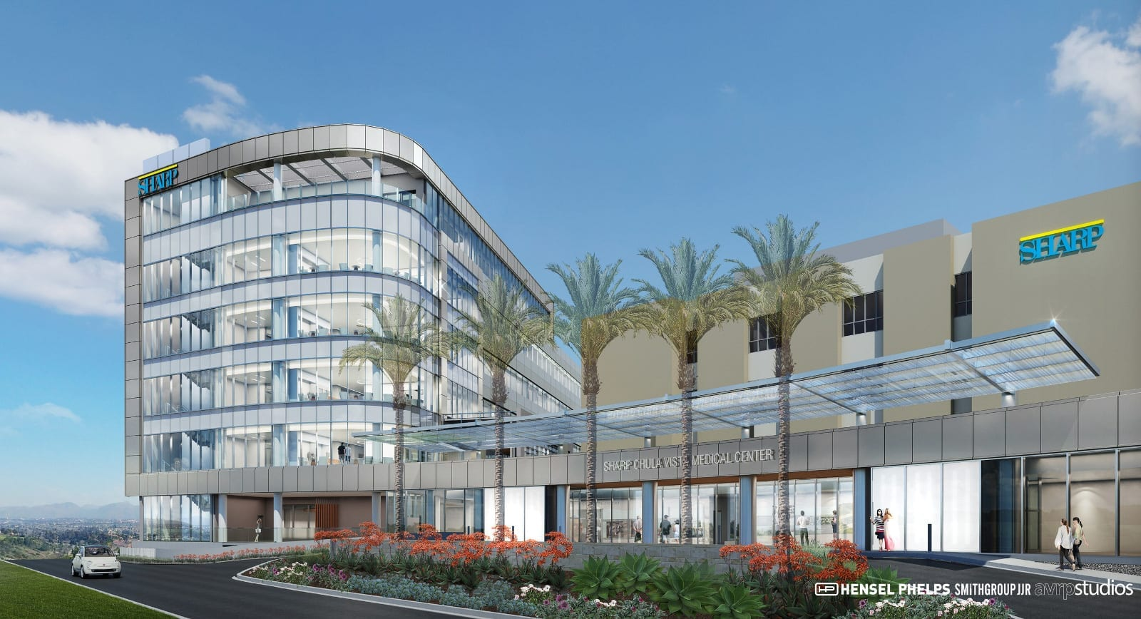 Healthcare—Sharp Chula Vista Tower-09