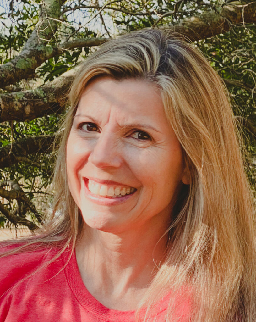 Ana Soulios teaches at Learn Together Lowcountry, a homeschool co-op in Bluffton SC.