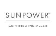 Certified Sunpower Installer