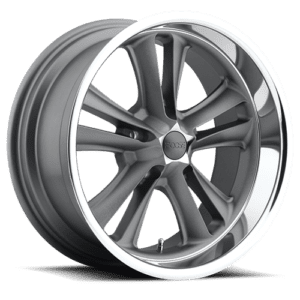 Foose Wheels Knuckle F099 Gray