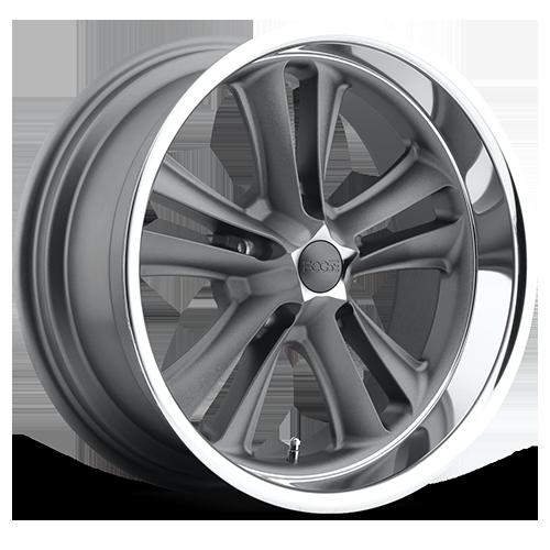 Foose Wheels Knuckle F099 Gray