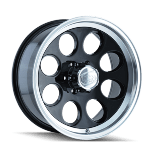 Ion Wheels 171 Black
