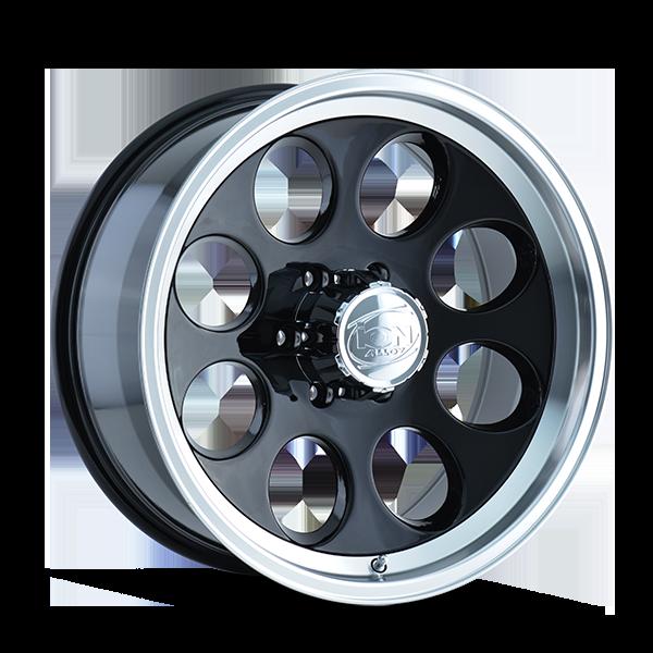 Ion Wheels 171 Black