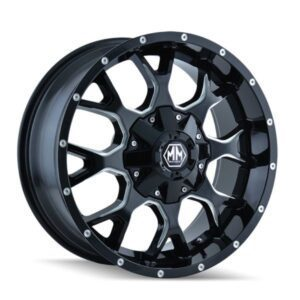 Mayhem Warrior Wheels 8015