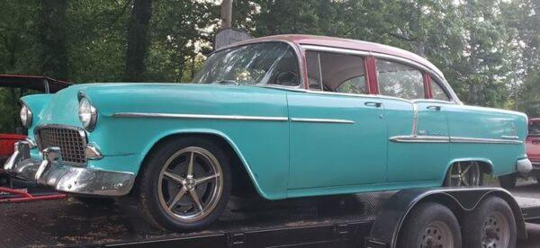 Ridler Wheels 605 55 Chevy