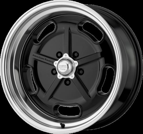 American Racing VN-511-Salt-Flat Black