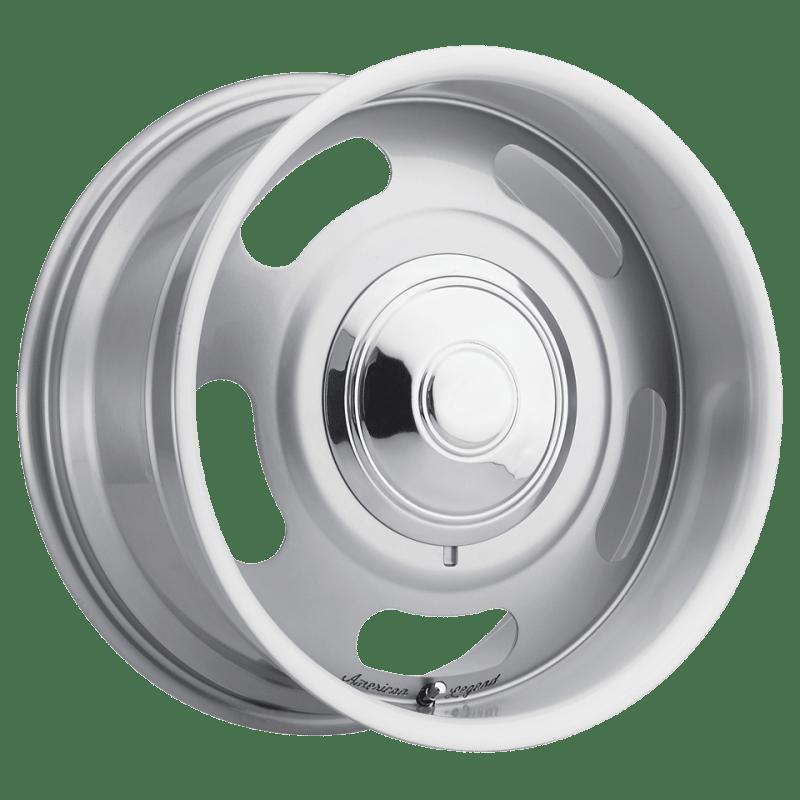 American Legend Wheels CRUISER Silver