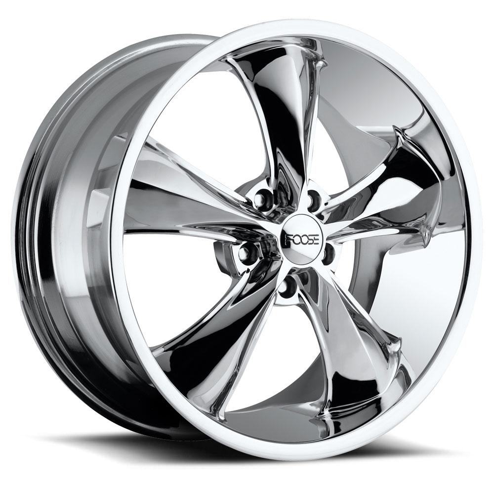 Foose Wheel-Legend Chrome