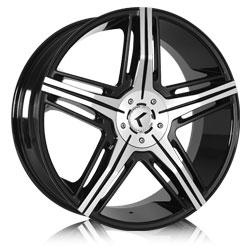 Kraze Wheels Hype-158