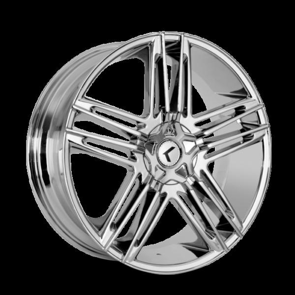 Kraze Wheels KR157 Chrome
