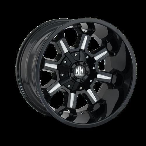 MAYHEM Wheels-8105-Combat-M