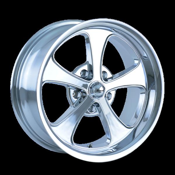 RIDLER 645 Wheel Chrome