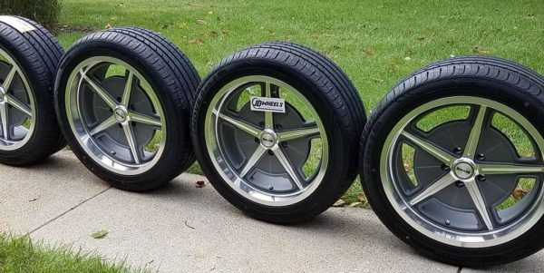 Ridler Wheels 605-with-tires