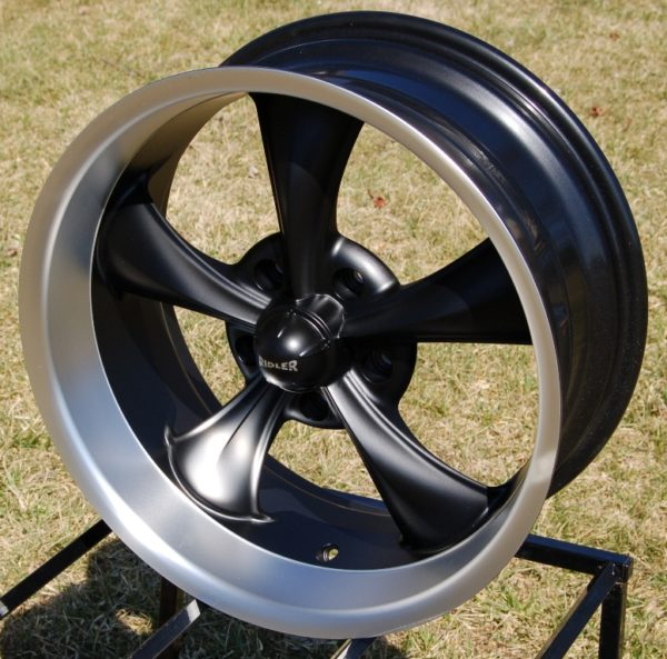 Ridler-695-Wheels 18x8-Black