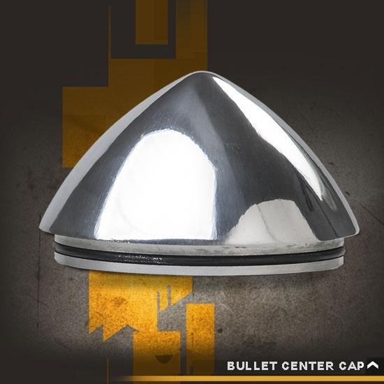 Rocket Racing Wheels-Bullet-Center-Cap